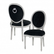 Eichholtz Chair Louis Philip mit Ring