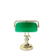 Eichholtz Bankers lamp green